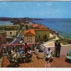 Postales: POSTAL DE USA PUERTO RICO CONDADO BEACH - HOTEL CONCHA SAN JUAN. Lote 21137847