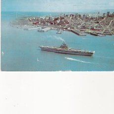 Postales: SAN FRANCISCO FROM THE BAY. Lote 21236051