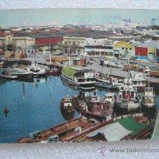 Postales: BUENOS AIRES (ARGENTINA) - RIACHUELO Y BOCA - POSTAL AÑOS 60. Lote 21171287