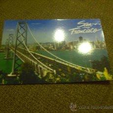 Postales: POSTAL SAN FRANCISCO OAKLAND BAY BRIDGE. Lote 21577148