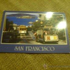 Postales: POSTAL SAN FRANCISCO. Lote 21577179