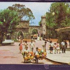 Postales: ENTRADA AL JARDIN DE CHAPULTEPEC -CUERNAVACA - MEXICO. Lote 22288566