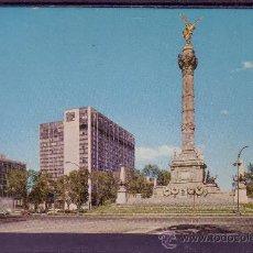 Postales: HOTEL MARIA ISABEL Y COLUMNA DE LA INDEPENDENCIA - MEXICO D.F. - MEXICO. Lote 22288634