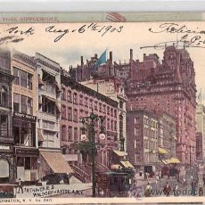 Postales: TARJETA POSTAL. ESTADOS UNIDOS. NEW YORK. ARTHUR LIVINGSTON. Nº 580. . Lote 23969947