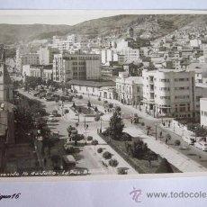 Postales: LA PAZ, BOLIVIA, 1955. AVENIDA 16 DE JULIO. . Lote 26335260