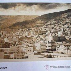 Postales: VISTA GENERAL DE LA PAZ. 1955 BOLIVIA.. Lote 26335263
