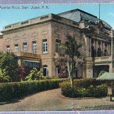 Postales: TARJETA POSTAL PUERTO RICO - CASINO DE PUERTO RICO, SAN JUAN. Lote 24968461