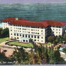 Postales: TARJETA POSTAL DE PUERTO RICO - HOTEL CONDADO DE SAN JUAN . Lote 24968612