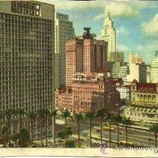 Postales: SAO PAULO - PAQRUE ANHAGABAHU (ESCRITA PERO SIN CIRCULAR). Lote 25046095