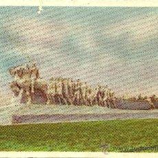 Postales: SAO PAULO - MONUMENTO DAS BANDEIRAS - AÑOS 50 (ESCRITA PERO SIN CIRCULAR). Lote 25046256