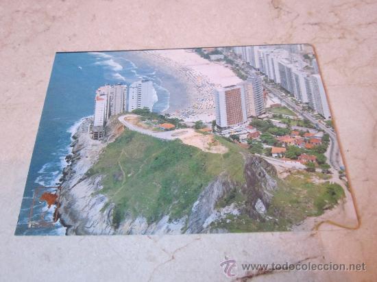 POSTAL GUARUJA BRASIL (Postales - Postales Extranjero - América)