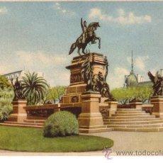 Postales: Nº 8874 ARGENTINA MONUMENTO AL GENERAL SAN MARTIN. Lote 25630011