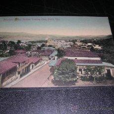 Postales: PUERTO RICO,PANORAMA S, GERMAN,MANDADA POR LUIS BRAU ZUZUARREGI,VER FOTO ADC.DIRECTOR DEL SEMANARIO . Lote 25772117