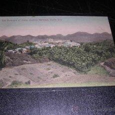 Postales: PUERTO RICO,PANORAMA,VERR FOTO ADC.POST. MANDADA POR LUIS BRAU ZUZUARREGI,DIRECTOR DEL SEMANARIO SAT. Lote 25772669