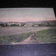 Postales: PUERTO RICO PANORAMA,VER FOTO ADC, MANDADA POR LUIS BRAU ZUZUARREGI DIRECTOR DEL SEMANARIO SAT. Lote 25772912