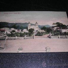 Postales: PUERTO RICO,PLAZA ATUADO,VER FOTO ADIC, MANDADA POR LUIS BRAU ZUZUARREGUI,DIRECTOR SEMANARIO SATIRIC. Lote 25773684