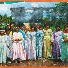 Postales: INDIAS GUAJIRAS DEL CENTRO MISIONAL GUANA - Nº C-39 MISIONES CAPUCHINAS GUAJIRA VENEZUELA. Lote 27722502