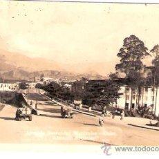 Postales: TARJETA POSTAL. COLOMBIA. MANIZALES. AVENIDA SANTANDER.. Lote 27757849
