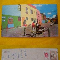 Postales: ANTIGUA POSTAL : LA BOCA, CAMINITO - BUENOS AIRES - ARGENTINA. 1974. EDICOLOR. Lote 28264424