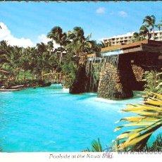 Postales: PISCINA DEL RESOT KAUAI SURF. HAWAII ( HAWAI). ESTADOS UNIDOS.. Lote 28503799