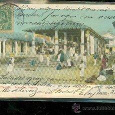 Postales: TARJETA POSTAL COSTUMBRISTA. MEXICO. ACAPULCO. MERCADO. 4. VER DORSO. . Lote 28825899