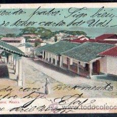 Postales: TARJETA POSTAL DE MEXICO. BARRIO DE ACAPULCO. Lote 28826607