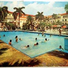 Postales: COLOMBIA. BARRANQUILLA. HOTEL DEL PRADO INTER-CONTINENTAL. JARDINES TROPICALES.. Lote 28851056