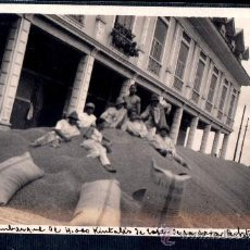 Postales: POSTAL FOTOGRAFICA GUAYAQUIL. EMBARQUE DE 4.500 QUINTALES DE CAFE DE LA CASA ASHTON PARA SANTANDER. Lote 29128230