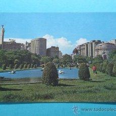 Postales: RIO DE JANEIRO. PLAZA PARÍS. Lote 29274235