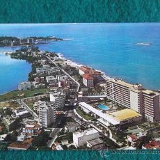 Postales: POSTAL- ANTIGUA-GREETINGS FROM PUERTO RICO. Lote 29388481