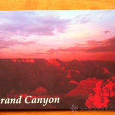 Postales: GRAND CANYON IN SPECTACULAR COLOR . ARIZONA. Lote 29684329