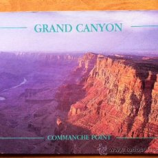 Postales: GRAND CANYON NATIONAL PARK , ARIZONA . COMMANCHE POINT . Lote 29684357