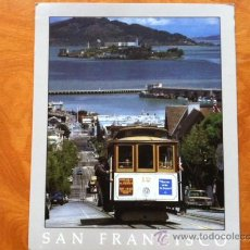 Postales: SAN FRANCISCO , HYDE STREET CABLE CAR . . Lote 29685319