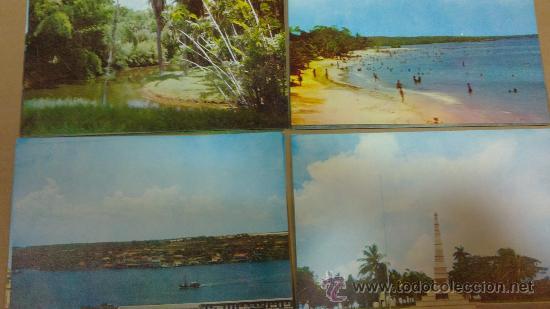 &CUBA-EMITIDO (ANIVERSARIO DEL ALZAMIENTO)CARTERITA-12DISTINTAS./CIENFUEGOS/AÑOS;70 (Postales - Postales Extranjero - América)