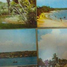 Postales: &CUBA-EMITIDO (ANIVERSARIO DEL ALZAMIENTO)CARTERITA-12DISTINTAS./CIENFUEGOS/AÑOS;70. Lote 29920439