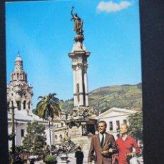 Postales: QUITO. ECUADOR. PANAGRA. Lote 29925943