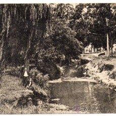 Postales: URUGUAY, MONTEVIDEO, VILLA COLON, 1916 CIRCULADA, PRECIOSA. Lote 30049854