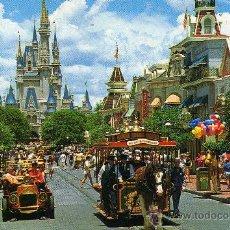 Postales: WALT DISNEY WORLD MAIN STREET, U.S.A. NUEVA SIN CIRCULAR . Lote 30159145