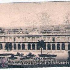 Postales: POSTAL ORIGINAL DECADA DE LOS 30. CUBA, MATANZAS. Nº 1507. VER TAMAÑO Y EXPLICACION. Lote 30693605