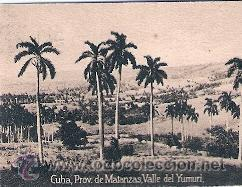 POSTAL ORIGINAL DECADA DE LOS 30. CUBA, MATANZAS. Nº 1509. VER TAMAÑO Y EXPLICACION (Postales - Postales Extranjero - América)