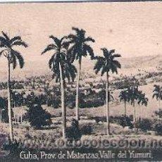 Postales: POSTAL ORIGINAL DECADA DE LOS 30. CUBA, MATANZAS. Nº 1509. VER TAMAÑO Y EXPLICACION. Lote 30693647