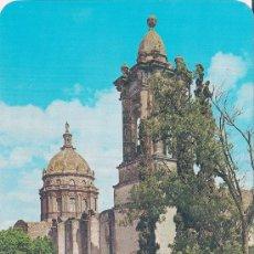 Postales: SAN MIGUEL DE ALLENDE – TEMPLO DE LAS MONJAS. Lote 30707743