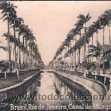 Postales: POSTAL ORIGINAL DECADA DE LOS 30. BRASIL, RIO DE JANEIRO. Nº 1915. VER TAMAÑO Y EXPLICACION. Lote 30796432