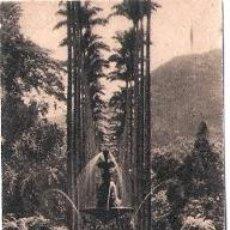 Postales: POSTAL ORIGINAL DECADA DE LOS 30. BRASIL, RIO DE JANEIRO. Nº 1916. VER TAMAÑO Y EXPLICACION. Lote 30796434