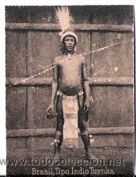 POSTAL ORIGINAL DECADA DE LOS 30. BRASIL. Nº 1941. VER TAMAÑO Y EXPLICACION (Postales - Postales Extranjero - América)