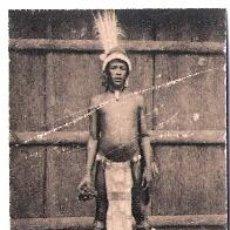 Postales: POSTAL ORIGINAL DECADA DE LOS 30. BRASIL. Nº 1941. VER TAMAÑO Y EXPLICACION. Lote 30796581