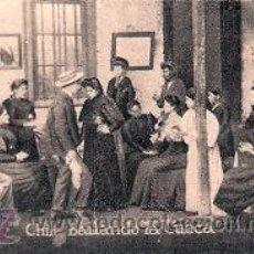 Postales: POSTAL ORIGINAL DECADA DE LOS 30. CHILE. Nº 1984. VER TAMAÑO Y EXPLICACION. Lote 30796663