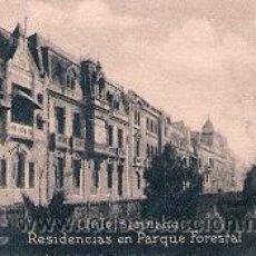 Postales: POSTAL ORIGINAL DECADA DE LOS 30. CHILE, SANTIAGO. Nº 1955. VER TAMAÑO Y EXPLICACION. Lote 30796946