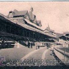 Postales: POSTAL ORIGINAL DECADA DE LOS 30. CHILE, SANTIAGO. Nº 1952. VER TAMAÑO Y EXPLICACION. Lote 30797000