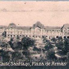 Postales: POSTAL ORIGINAL DECADA DE LOS 30. CHILE, SANTIAGO. Nº 1950. VER TAMAÑO Y EXPLICACION. Lote 30797018